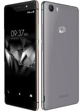 Micromax Canvas 5, black