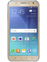 Samsung Galaxy J7, gold