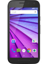 Moto G (3rd Generation) Unboxed (16 GB), Black