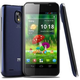 ZTE Grand X pro V983,  black blue