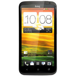 HTC One XL Mobile Phone,  white