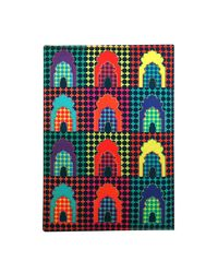 The Elephant Company Mehrab Notepad, multicolor