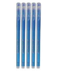 Linc Ocean Gel Pen 5 x10 pcs Pack, blue