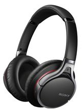 Sony MDR-10RBT Bluetooth Headphones, black