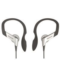Panasonic Clip Type Earphone for iPods, MP3 RP-HS6E-S,  silver, 0