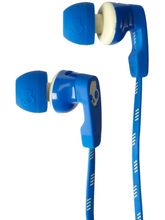 Skullcandy Strum 2.0 In Ear With Mic, Royal Cream