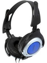 Panasonic RP-HG20 Headphones, black