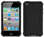 Amzer Silicone Skin Jelly Case - for iPod Touch 4th Gen