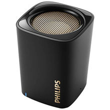 Philips BT-100 Bluetooth Speaker,  black