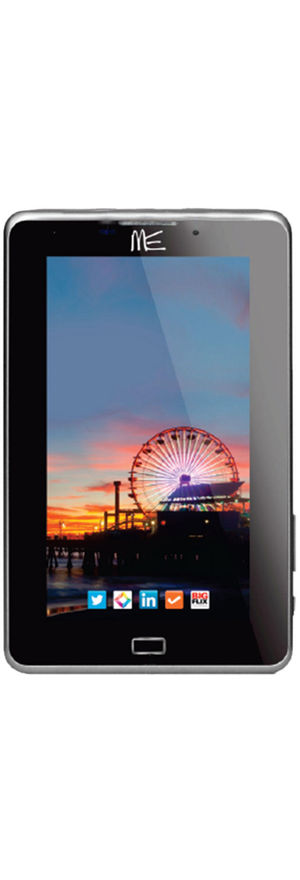 HCL Me Tab V1 Tablet (4 GB,Metallic)