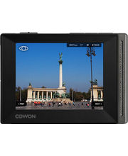 Cowon D20 All In One MP3/MP4 Player, 16 Gb, Black
