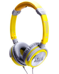 iDance CRAZY-201 Headphone, 0, standard-yellowgrey