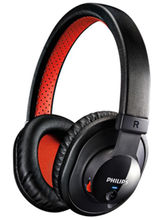 Philips SHB7000 Headphone, black + Assured Gift