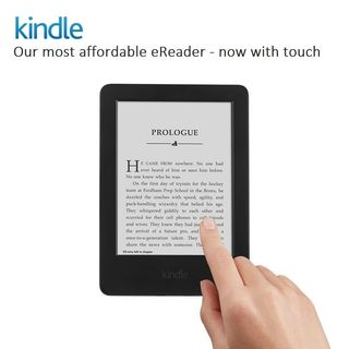 Amazon Kindle Bourbon E-Reader