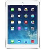 Apple iPad Air Wifi Cellular, silver, 128 gb