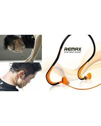 Advent Basics Remax S15 Sports Sweat-Proof Neckband Earphone