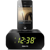 Philips AJ3270D Clock Radio Dock for iPod