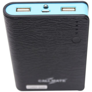 Callmate Leather Wallet 3 10400mAh Power Bank