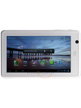 HCL ME Tablet U1 (4 GB, White)