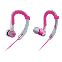 Philips SHQ3300 Action Fit Sports In-Ear Headphones,  pink