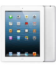 Apple 16GB iPad 4 with Wi-Fi + Cellular (White)
