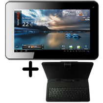 Adcom 3G Tablet with Calling/Dual Camera/WiFi 740C with Keyboard