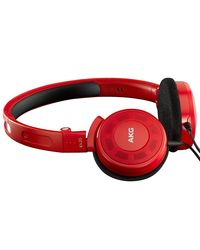 AKG K420 Headphone,  red