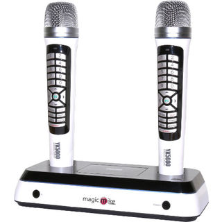 Kortek Magic Mike YK-5000 Karaoke System, Multicol...
