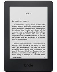 "Kindle 6"" WiFi,  black"