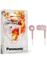 Panasonic In-Ear Canal Earphone Headphone For IPod...