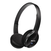 Philips SHB4000 Bluetooth Stereo Headset,  black