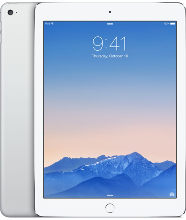 Apple iPad Air 2 Wi-Fi+ Cellular, space grey, 32 gb By Infibeam @ Rs.41,900