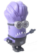 Callmate XC-05 Despicable Me 2 Portable Mini Speaker, Purple