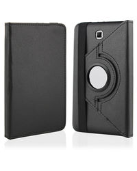 Callmate 360 Degree Rotating Cover Case for Samsung Galaxy Tab 4 8.0 T330/T331/T335,  black