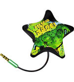 Portronics Disney Star Aux Speaker Avengers, multicolor, hulk
