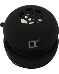 Live Tech LT 1012 1.0 USB Speaker,  black