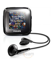 Philips GoGear MP3 Player Spark 4GB