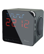 Ducasso Black Boy Speaker & FM Player with Alarm Clock