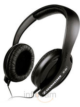 Sennheiser HD-Series HD202 II Headphone, 0, standard black
