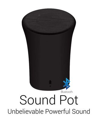 Portronics POR 280 Sound Pot Wireless Bluetooth Speaker