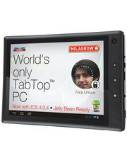 Milagrow TabTop 7.4 Tablet - 4GB (WiFi & 3G)