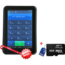 Ambrane A3 7 3G Calling Tablet With Free 8GB Memory Card