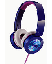 Panasonic RP-HXS400E Headphones, Blue