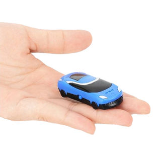 Globinera Car shaped MP3 Player with Earphone for Price Rs. 184 – 85% Discount