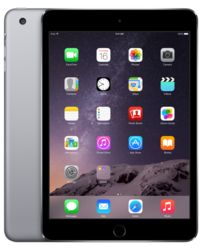 Apple iPad mini 3 Wi-Fi+ Cellular, space-grey, 128 gb