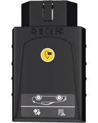 Letstrack Portable Plug & Play Real Time GPS Trackers for Vehicle's OBD Port - Multiple Car Tracking Device