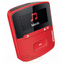 Philips Raga 4GB MP3 Player with LCD Display
