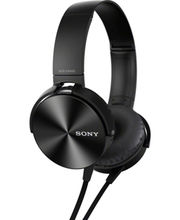 Sony MDR-XB450 Headphone, Black