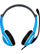 Live Tech LT - 400 On-the-ear Headset, blue