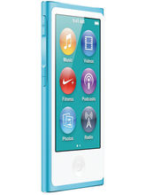 Apple iPod Nano 16GB (Blue) (16 GB, Blue)